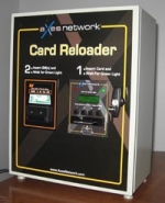 Axes Network Cash Reloader